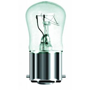 Picture of 25w BC Clear Pygmy Lamp