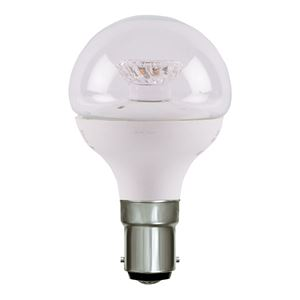 Picture of 4W SBC LED CLEAR GOLF BALL 2700K DIMMABLE