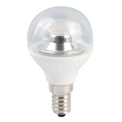 Picture of 4W SES LED CLEAR GOLF BALL 2700K DIMMABLE