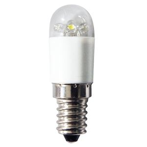 Picture of 1W SES LED CLEAR FRIDGE LAMP 2700K