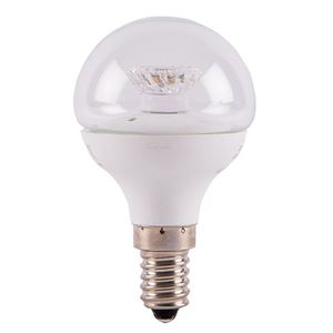 Picture of 4W SES LED CLEAR GOLF BALL 2700K NON DIMMABLE