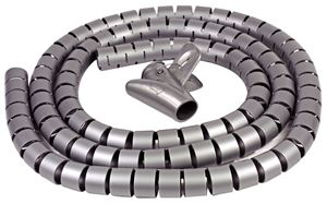 Picture of 25mm x 2m Cable Tidy Grey