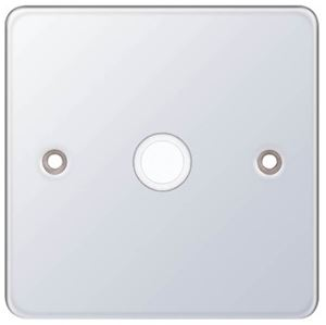 Picture of POLISHED CHROME FLEX OUTLET