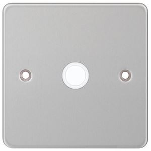 Picture of BRUSHED CHROME FLEX OUTLET