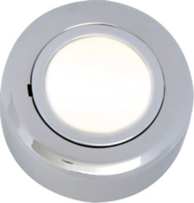 Picture of 20watt LV Cabinet Fitting Brushed Chrome CRF02SS