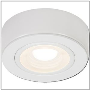 Picture of CABINET LIGHT WARM WHITE 2W LEDPOLISHED CHR NO DRIVER REQUIRED