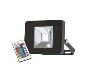 Picture of 10W COLOUR CHANGING LED FLOOD LIGHT 350LM