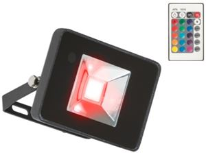 Picture of 50W COLOUR CHANGING LED FLOOD LIGHT 990LM H:182MM W:41MM L:260MM P:106MM KNIGHTSBRIDGE
