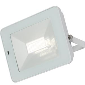 Picture of 50W LED FLOOD LIGHT WHITE C/W BUILT IN MICROWAVE SENSOR 180DEG