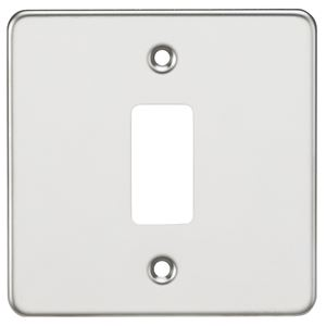 Picture of 1 GANG GRID PLATE