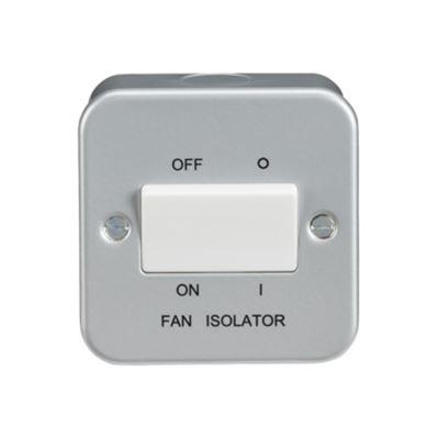 Picture of FAN ISOLATOR SWITCH  METALCLADMC945