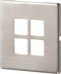 Picture of WINDOWED RECESSED LED WALL LIGHT 1W LED KNIGHTSBRIDGE