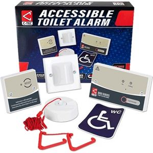 Picture of DISABLED PERSONS TOILET ALARM KIT