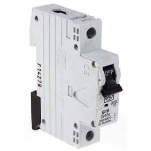 Picture of 16amp MK MCB
