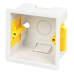 Picture of 1gang Dry Lining Box 47mm