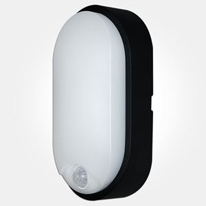 Picture of 10W LED BULKHEAD IP54 C/W PIR SENSOR