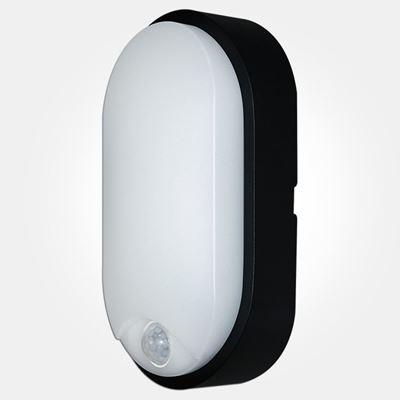 Picture of 10W LED BULKHEAD IP54 C/W PIR SENSOR