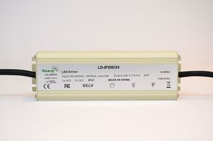 Picture of 100W DC LED DRIVER 24V IN IP67