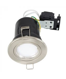 Picture of FIRE RATED DOWNLIGHT SATIN NICKEL SUN