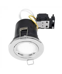 Picture of FIRE RATED DOWNLIGHT CHROME SUN