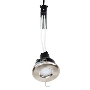 Picture of IP65 DOWNLIGHT SATIN NICKEL 70MM CUT OUT SUN