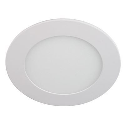 Picture of 6W LED DOWN LIGHT 4000K 345 LUMEN DIMMABLE  110MM CUT OUT 3 YR WARRANTY EMCO