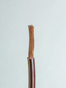 Picture of Cable Singles Stranded 2.5mm Brown