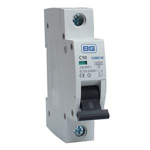 Picture of 10amp C TYPE MCB for BG Fuse Board