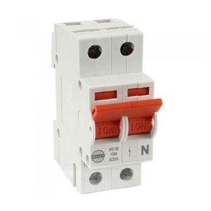 Picture of 100A DP MAINS SWITCH