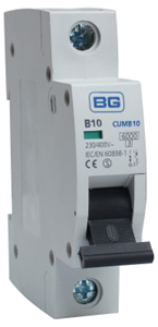 Picture of 10amp MCB for BG Fuse Board