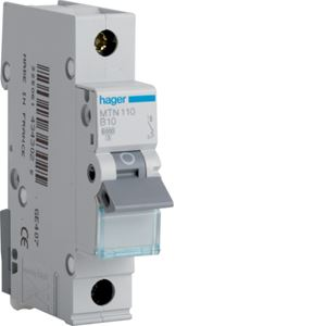 Picture of 10amp MCB Hager