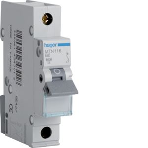 Picture of 16amp MCB Hager