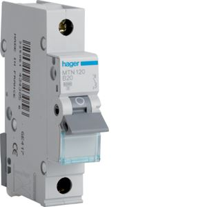 Picture of 20amp MCB Hager