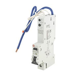 Picture of 16amp SP Type B 16ka RCBO WYLEX