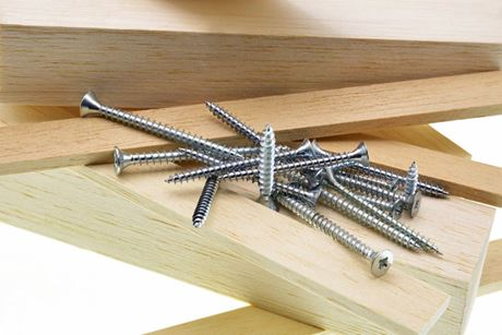 Picture for category TIMBER SCREWS