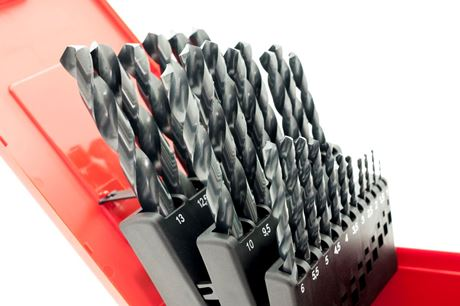 Picture for category HSS DRILL BITS