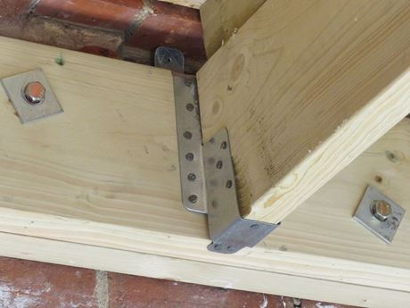 Picture for category TIMBER HANGERS