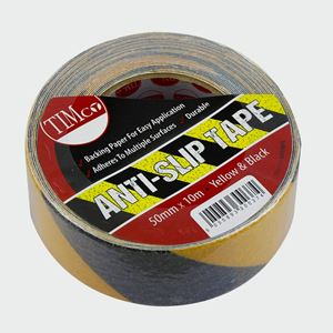 Picture of Anti Slip Tape Black & Yellow 10mtr