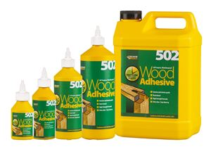 Picture of 5ltr Everbuild Wood Adhesive