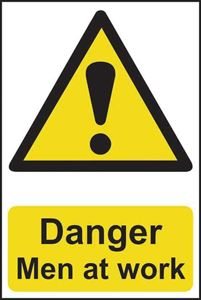 Picture of Danger Men At Work