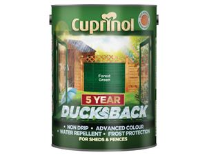 Picture of Cuprinol 5year Ducksback Forest Green 5ltr