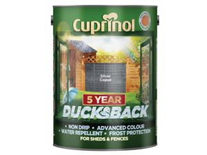 Picture of Cuprinol 5year Ducksback Silver Copse 5ltr