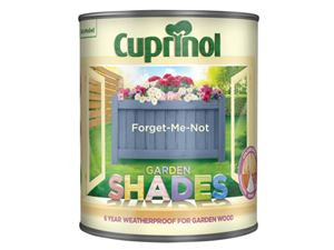 Picture of Cuprinol Garden Shades Forget-Me-Not 1ltr