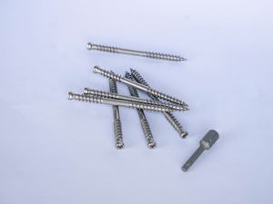 Picture of Millboard Fixings 4.5x60 DurafixStainless Steel Screws Boxed 250 + Drive BitFT60P250