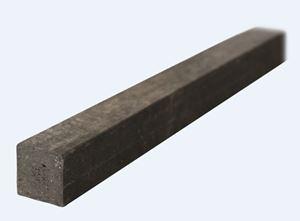 Picture of Plas-Pro Sub Frame Black Millboard50x50 2.4mCode P0505B240