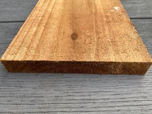 Picture of 25x150 Gravel Board       10ft Brown