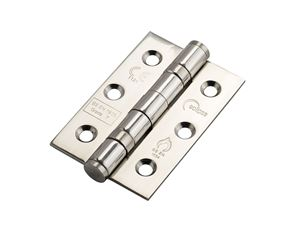 Picture of B/B Hinge S/Steel Polished PSS 75x50x2mmGRADE 7
