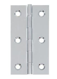 Picture of 76MM Solid Drawn Hinge (Pair)
