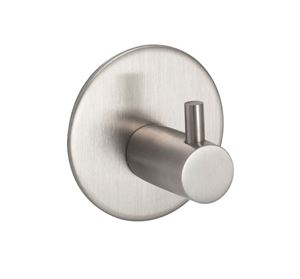 Picture of SSS Single Coat Hook (self adhesive)