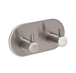Picture of SSS Double Coat Hook (self adhesive)